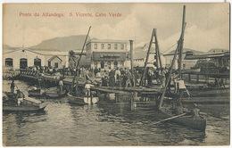 Ponte Da Alfandega Cabo Verde Sao Vicente - Cap Vert