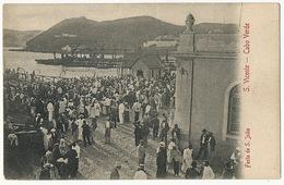Fiesta De S. Joao Cabo Verde Sao Vicente - Cap Vert