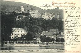 41221131 Heidelberg Neckar Hirschgasse Heidelberg - Heidelberg