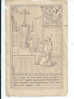 GENT  HEILIG PRENTJE 1876 EERSTE MISOFFER DE VACHT PHILOMEN - Religion & Esotericism