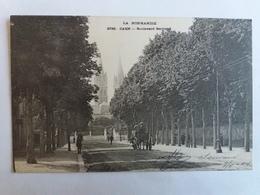 Caen - Boulevard Bertrand - Caen