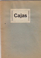Jesse A. Fernandez. Galerie Ynguanzo, Madrid. Cajas. Esposicion Octubre-Noviembre 1976. - Kunst, Vrije Tijd