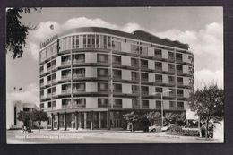 CPSM MOZAMBIQUE - Moçambique - BEIRA - Hotel Embaixador - TB PLAN Façade Etablissement AUTOMOBILES - Mozambique