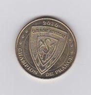 Champion De France  Clermont  Auvergne - Monnaie De Paris