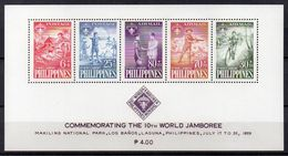 PHILIPPINES  Timbres  Neufs **de 1959  ( Ref 5218 ) Scoutisme - Philippines