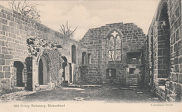 Old Postcard - Birkenhead  England - Old Priory Refectory - Valentines Series # 38702 - Unused - 2 Scans - England