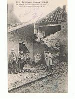 62..WW1 UN COIN DE VILLERS AUX BOIS APRES LA VICTOIRE DE CARENCY  1914/15 - Andere Gemeenten