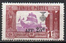 Tunisie  93  * - Tunisie (1888-1955)
