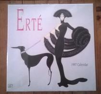 Calendrier Erté 1997 Neuf - Grand Format : 1991-00