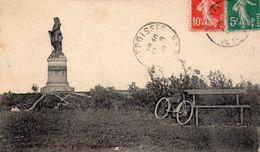 LA STATUE DE VERCINGETORIX Près Les LAUMES-ALESIA ( Côte D'OR ) - Sculpture D'Aimé Millet- TBE - Monuments