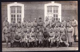 TRES BELLE CARTE PHOTO ** LE 301 ° R.A.L. REGIMENT D'ARTILLERIE FRANCAIS ( Engagé Front De La Somme ) - Guerre 1914-18
