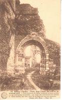 Montigny-le-tilleyul - CPA - Ruine De L'Abbaye D'Aulne - Montigny-le-Tilleul