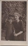 Photo-Carte Postale/Adolescente Et Fillette/1921       PHOTN357 - Orte