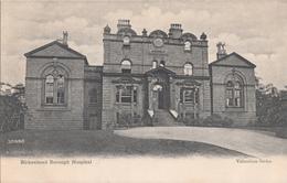 Old Postcard - Birkenhead  England - Borough Hospital - Valentines Series # 38096 -Unused -  2 Scans - England