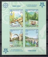 Rep SERBE De BOSNIE  Timbres  Neufs **de 2006  ( Ref 5228 ) Europa- Non Dentelés - Bosnien-Herzegowina