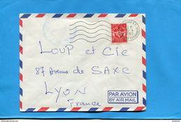 MARCOPHILIE-lettre En F M - République Soudanaise  >Françe-cad-Bamako**1960+Cachet Mil Place De Kati-- Stamps FM-N°12 Fr - Soudan (1954-...)