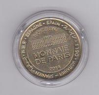Barcelona Gaudy  2014 - Monnaie De Paris