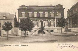 Hougaerde / Hoegaarden : Maison Communale 1903 - Hoegaarden