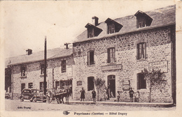 (38)   PEYRISSAC - Hôtel Dupuy - Autres Communes
