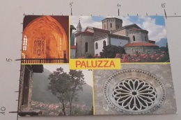 Paluzza (Carnia) - Pala Del Tirone - Duomo S. Maria - 1317 - Viaggiata - (2798) - Italia