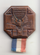 YUGOSLAVIA-SOKO MEETING IN SUBOTICA 1935 - Gymnastique