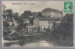 THURY - HARCOURT . L'Orne Et Le Château . - Thury Harcourt