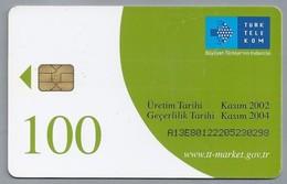 TR.- TÜRK TELEKOM. Saglikli Yasam Icin: Sabit Telefon. BuyuyenTurkiye'minHabercisi. A13E801 - Turquie