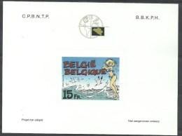 BELGIE NA 8  ( COB ) - Belgique