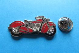 Pin's, Moto, Bike, INDIAN,Motorrad, Töff - Motorbikes
