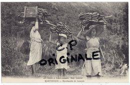 MARTINIQUE - Marchandes De Bananes - Fort De France