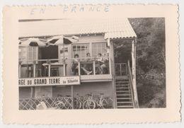 26486 Six 6 Photo -Belgique France - Années 1950 - Grand Terne Auberge - Lieux