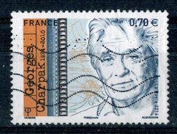 2016 N 5034 GEORGES CHARPAK OBLITERE #227# - France