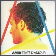 CD SAMPLER 1 TITRE AMIR ETATS D'AMOUR COMME NEUF & TRèS RARE - Music & Instruments