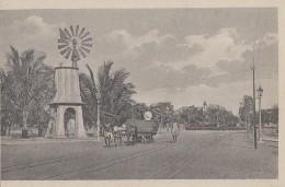 Afrique - Mozambique - Beira - Avenida Da Republica - Eolienne Vent - Mozambique