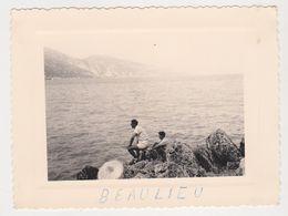 26491 Cinq 5 -Belgique Suisse - Années 1960 - Lac Leman Beaulieu - Lieux