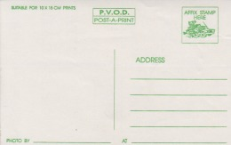 Kunstler, Illustrateur - Comics, Cartoon, Caricature - Fixed Stamp, Adhesive Sticker, Unused - Stickers