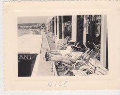 26492 Quatre 4 Photo -Belgique France Italie - Années 1960 - Cote D'azur Monte-Carlo Nice San Remo - Lieux