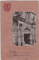Gruss Aus Luxemburg - Embossed - Gaufree - Blason - Cartes Postales