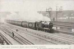 "UK - London - ""Six-a Side"" - Suburban Train - Great Northen Railway - Trains"