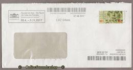 (L06) Privatpost - PostModern - Umschlag - Marke: Käthe Kollwitz - BRD