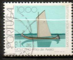PORTUGAL  Bateaux Des Rivieres 1981 N°1496 - 1910-... République