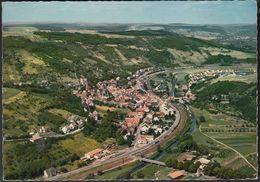 D-67749 Offenbach-Hundheim (Glan) - Railway - Luftbild - Aerial View - Nice Stamp - Kusel