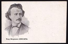LIER - * TONY BERGMANN * SCHRIJVER - ECRIVAIN ( 1835-1874) - Ecrivains