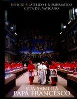 PAPA  / Pape FRANCESCO IN FOLDER PERFETTO Vatican 2014 Voir Scan - Papi