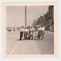 26497 Deux 2 Photo Belgique - Mer Cote Plage Ostende Oostende ? - Lieux