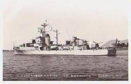 Escorteur        51        Escorteur Rapide LE BRESTOIS - Warships