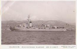 Escorteur        65        Escorteur Rapide GASCON - Warships