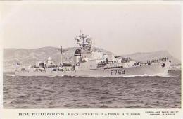 Escorteur        66        Escorteur Rapide BOURGUIGNON - Guerre