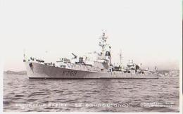 Escorteur        67        Escorteur Rapide LE BOURGUIGNON - Warships