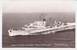 Escorteur        68        Escorteur Rapide LE LORRAIN - Warships